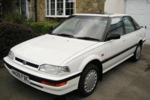 HONDA CONCERTO 1.6 EX AUTO - GENUINE 7000 MILES ONLY FROM NEW - 100% ORIGINAL Photo