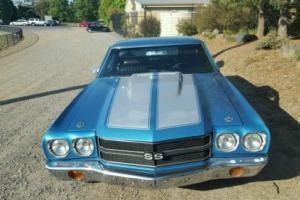 1971 EL Camino UTE NOT SS Impala Ford Buick Chevy Olds Rancherro