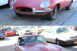 Jaguar E type 1964 3.8L fhc, matching numbers barn find, no rust, 100% complete! Photo