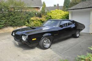 1972 FORD BLACK