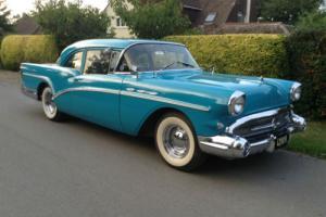 Buick '57 Special 2 door sedan