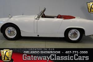 1961 Austin Healey Sprite MKII