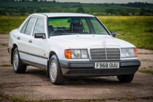 1988 Mercedes-Benz W124 300E - Only 58k Miles From New