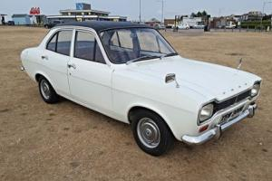 FORD ESCORT MK1 1974 ONLY 67K MILES VERY NICE CONDITION, 2 OWNERS FROM NEW
