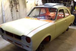 Ford escort mk1 rs2000 vista orange project