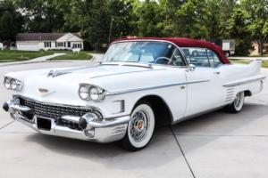 1958 Cadillac 62 SERIES