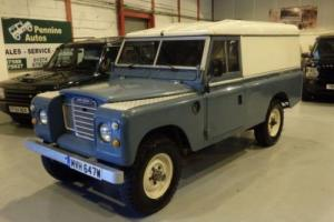 1981 LAND ROVER 109 2.6 6 CYL 5D 94 BHP **ORIGINAL - INVESTMENT**
