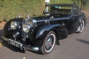 1946 Triumph Roadster - Ready for the Show Ring! Photo