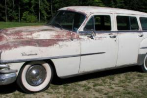 1953 Chrysler Town & Country Rare Low Production Survivor Easy Restoration