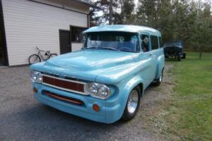 1958 Dodge Town Panel 2 DR