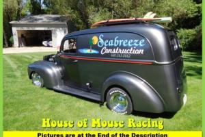 1947 Ford Other Custom Panel Van Delivery Rock Solid V8 Auto
