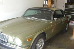 1976 Jaguar XJ12 coupe Photo