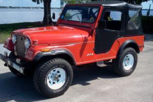 1978 Jeep CJ CJ5