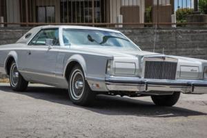 1977 Lincoln Continental Mark V Cartier Edition