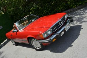 1988 Mercedes-Benz SL-Class 560SL 1 OWNER! SEE VIDEO!