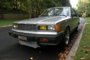 1983 Datsun 810 Maxima (Nissan - Bluebird - 910 - Skyline) Photo