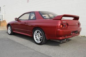 1980 Nissan GT-R 1991 Nissan Skyline GT-R