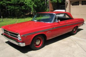 1965 Plymouth Belevedere