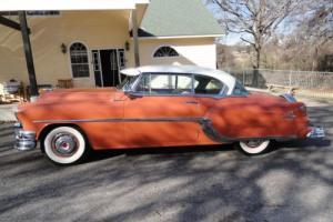1954 Pontiac chieftain catalina