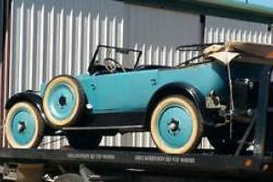 1922 Studebaker Big Six Speedster