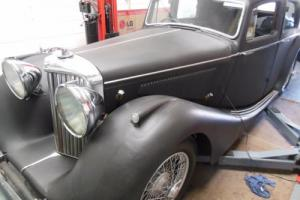 Jaguar 1947 3 1 2 Litre Saloon Photo