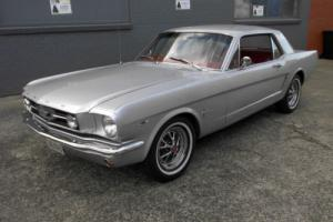 1965 Ford Mustang Coupe L H D NO Reserve Auction With R W C