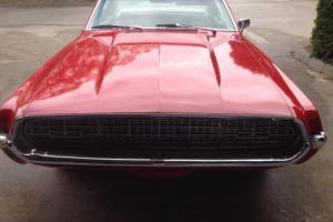 Ford Thunderbird in VIC Photo