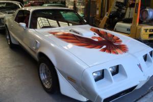 1979 Pontiac Trans AM Smokey AND THE Bandit White Rare RHD