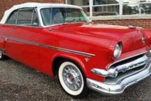 1954 Ford Other Crestline Sunliner