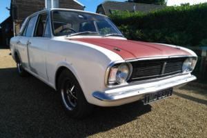 Ford Cortina 1600 E - Series 1 - 1968 - Long Mot - Tax Free -