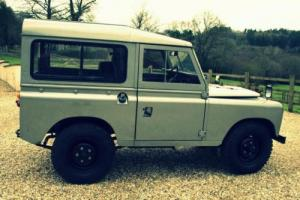 Land Rover Series Iii 2.3 88 Hard Top 1973