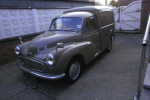 morris minor austine version