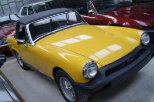 1979 MG Midget REDUCED END OF SUMMER BARGAIN