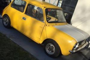 Mini Leyland in QLD Photo