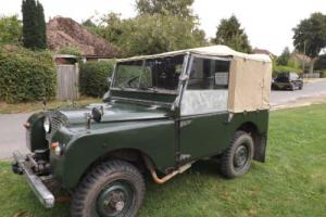 1952 Land Rover Series 1 80inch. Photo