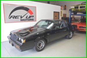 1987 Buick Grand National 3.8 V6 Turbo