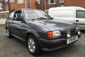 Ford Fiesta XR2,1988,excellent standard example!L@@K!