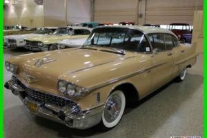 1958 Cadillac SERIES 62 Series 62 Hardtop