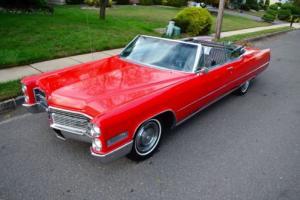 1966 Cadillac DeVille Convertible Cruiser *** NO RESERVE ***