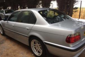 BMW 735I V8 Photo