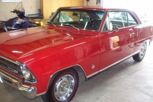 Chevrolet: Nova