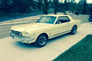 Ford Mustang 1966 GT in NSW
