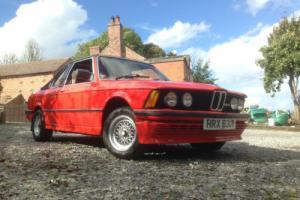 BMW 320 E21 Baur 1980