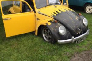 VW Beetle 1640 72' Rat Look