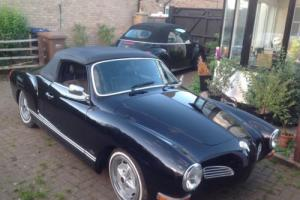 Karmann Ghia Covertible 1972 tax exempt 1600cc Photo