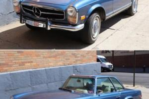 Mercedes SL280 1969, low miles, long term ownership, beautiful running car!!