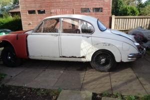 JAGUAR MK2 MK11 1967 2.4 MANUAL OVERDRIVE RESTORATION PROJECT SPARES REPAIR Photo