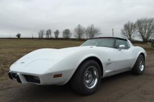 1979 Corvette T Top Coupe Musclecar Hotrod