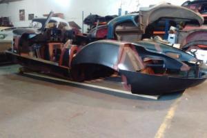 jaguar e type series 1 sub assembly bodyshell