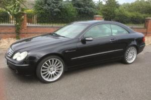Mercedes Benz CLK500 Elegance V8 Coupe Auto. Future Classic